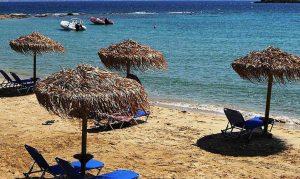 Isla Paros Grecia