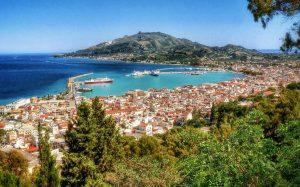 Isla Zacinto Greciaæ